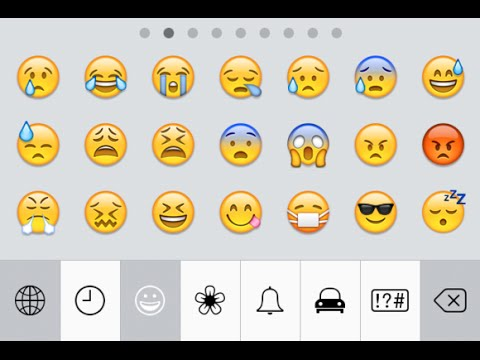 How to get all iPhone Emoji's on Android