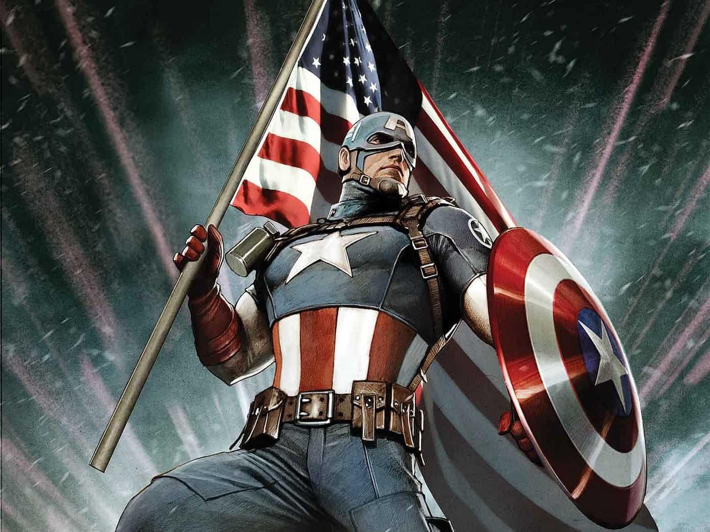 Top 5 Captain America wallpaper