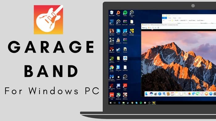 Download Garageband for Windows 10