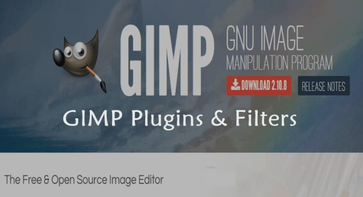 Best Free GIMP Plugins For Designers 2019