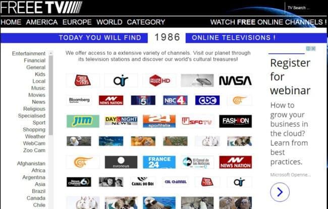 FreeeTV FirstOneTV Alternative