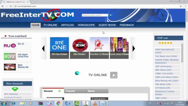 Freeintertv FirstOneTV Alternative