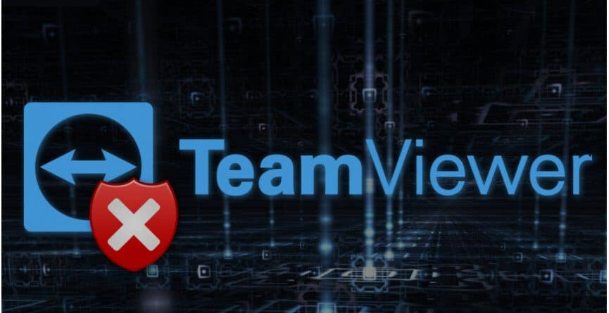 Teamviewer Authentication Rejected – Fix