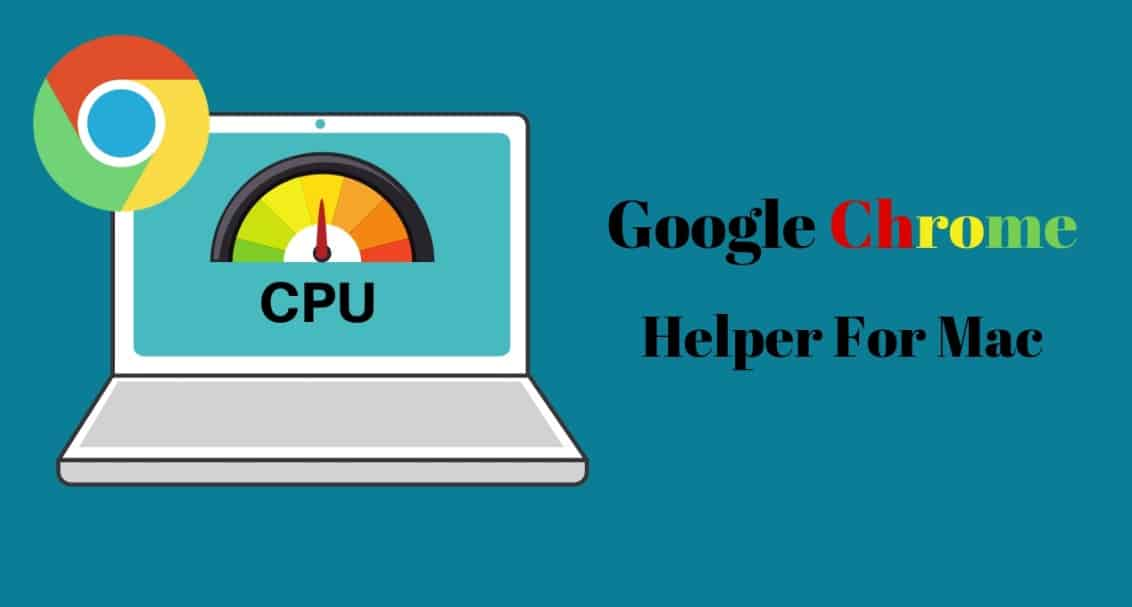 How to disable Google Chrome Helper 2020