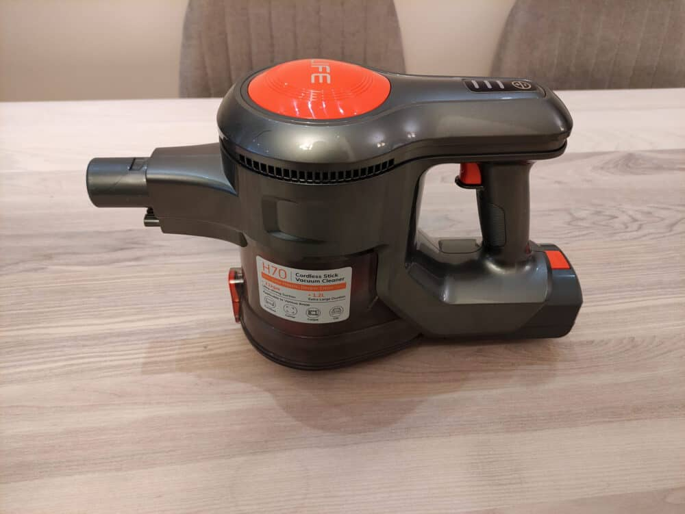 ILIFE H70 Cordless Vacuum Cleaner Review