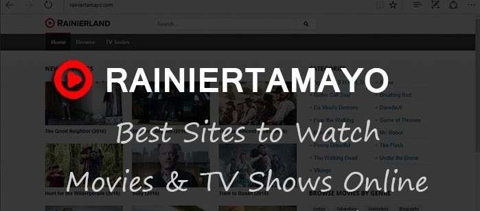 20 Best Sites like Rainiertamayo to Watch Movies and TV Shows Online