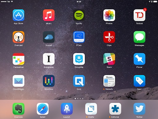 iPad Apps: The Right Tool for the Right Job